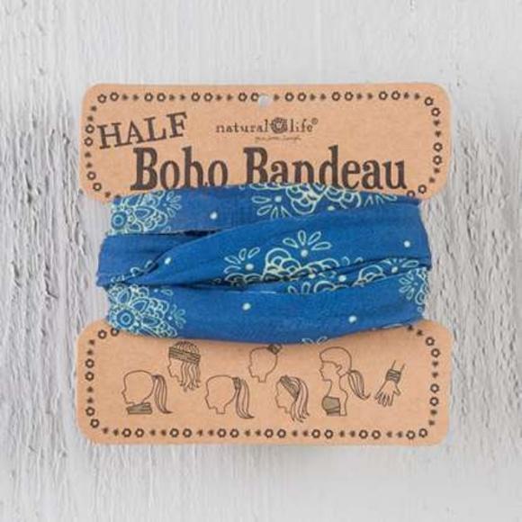 NATURAL LIFE Accessories - Half Boho Bandeau